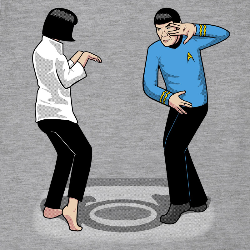 Pampling: Spock Fiction