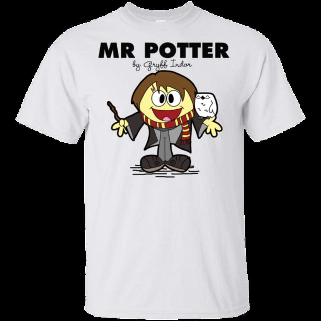 Pop-Up Tee: Mr Potter