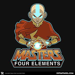 Ript: Master Four Elements