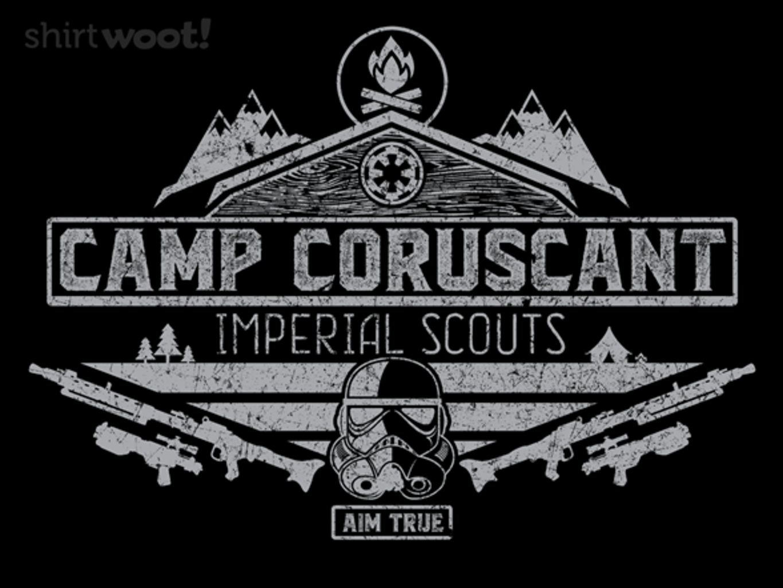 Woot!: Camp Coruscant