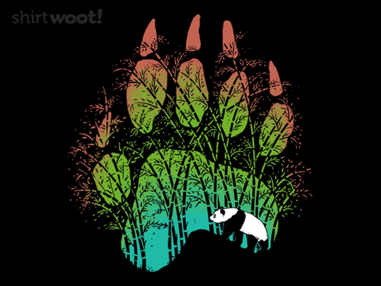 Woot!: Panda Track