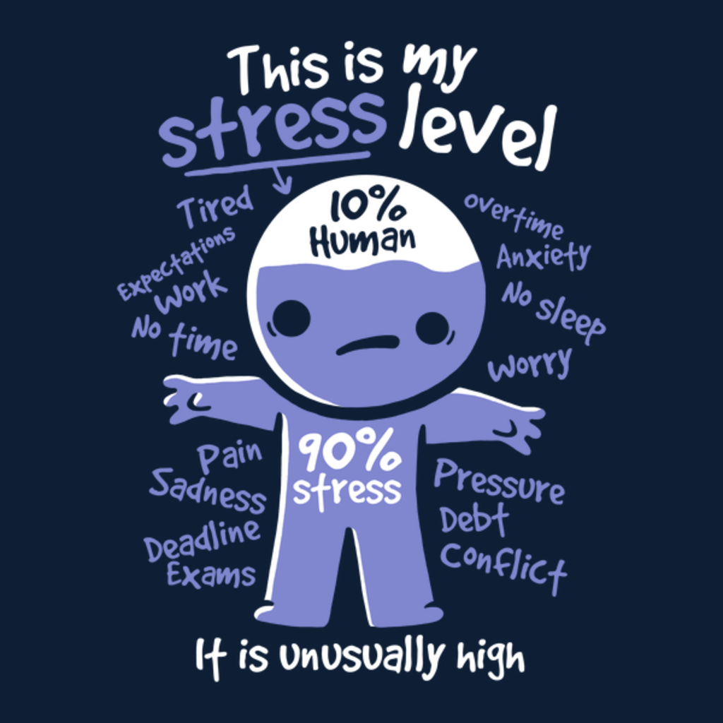 NeatoShop: high stress level