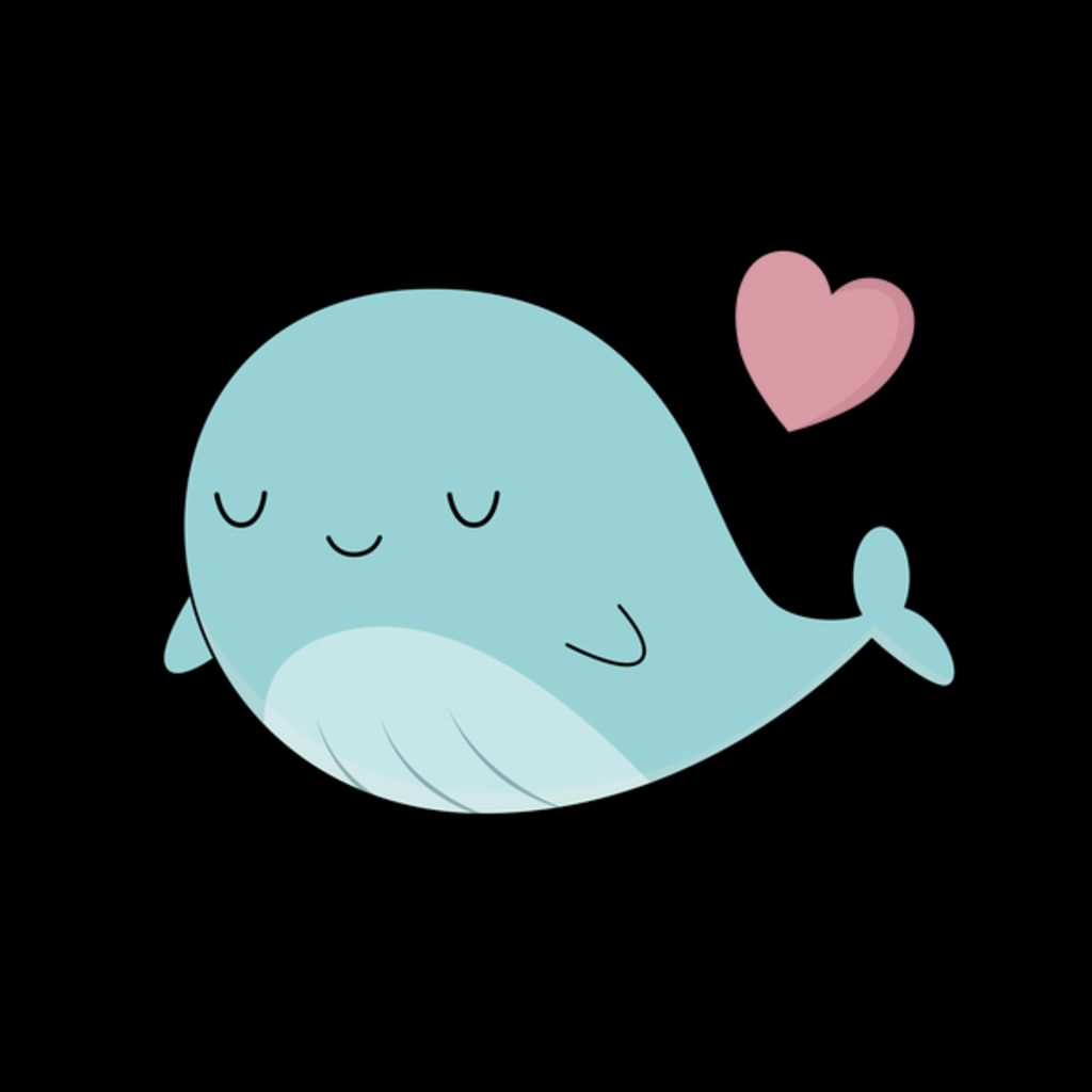NeatoShop: Blue Whales Are Lovely