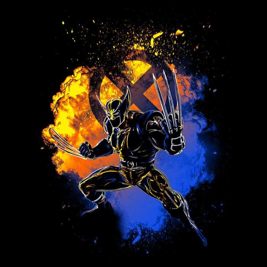 Once Upon a Tee: Soul of the Adamantium