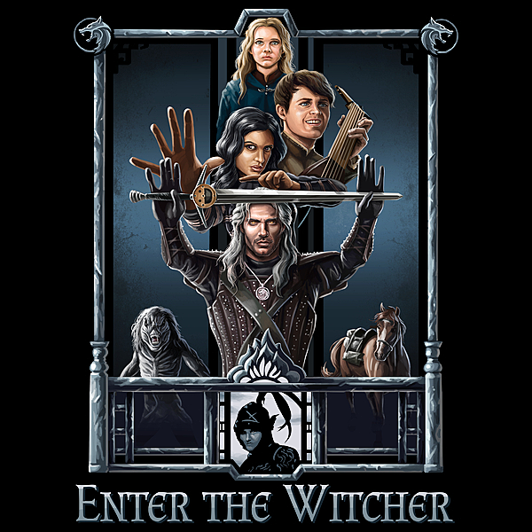 NeatoShop: Enter The Witcher