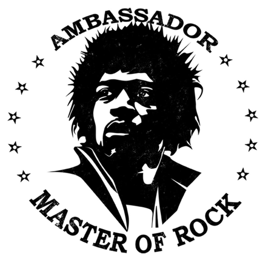 NeatoShop: Vintage Master Of Rock Ambassador