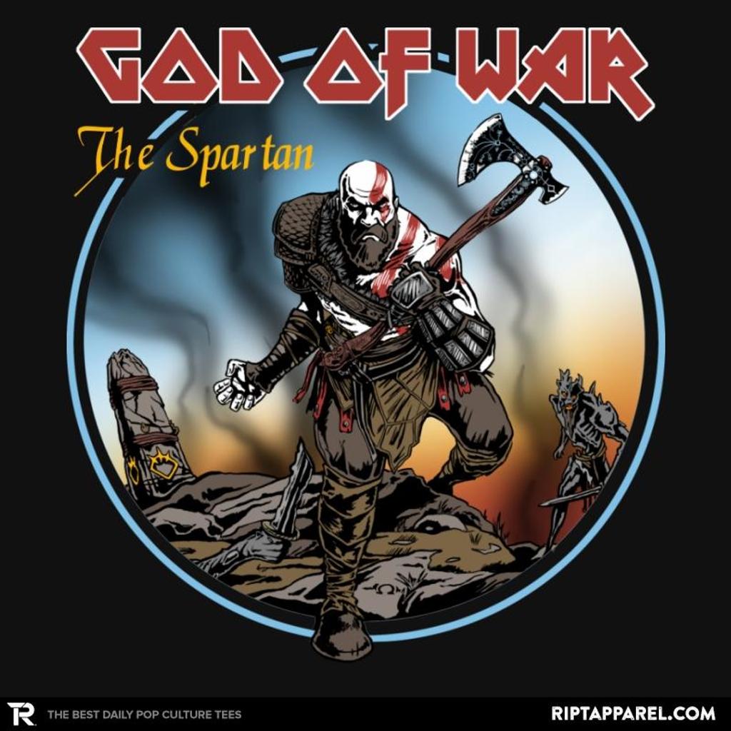 Ript: The Spartan