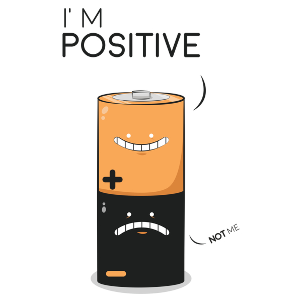 NeatoShop: Be positive !