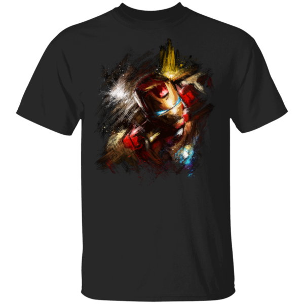 Pop-Up Tee: Iron Splash
