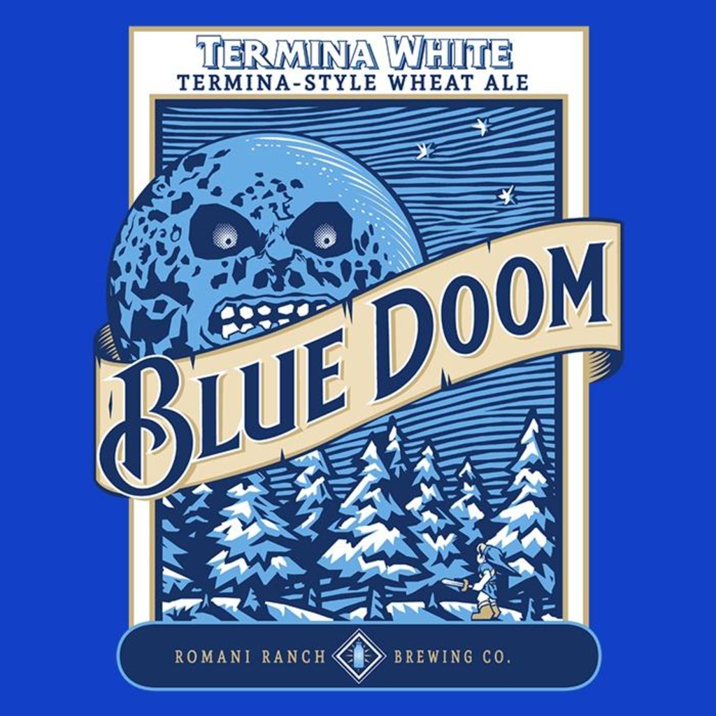 Once Upon a Tee: Blue Doom