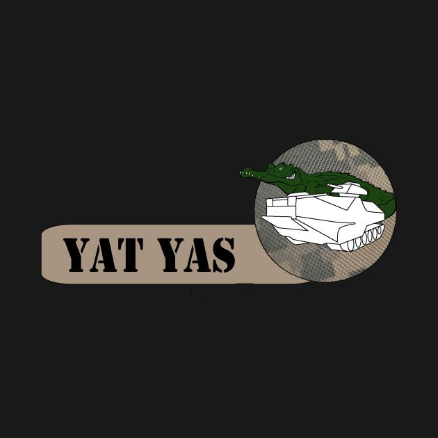 TeePublic: YAT YAS Amtrac AAV
