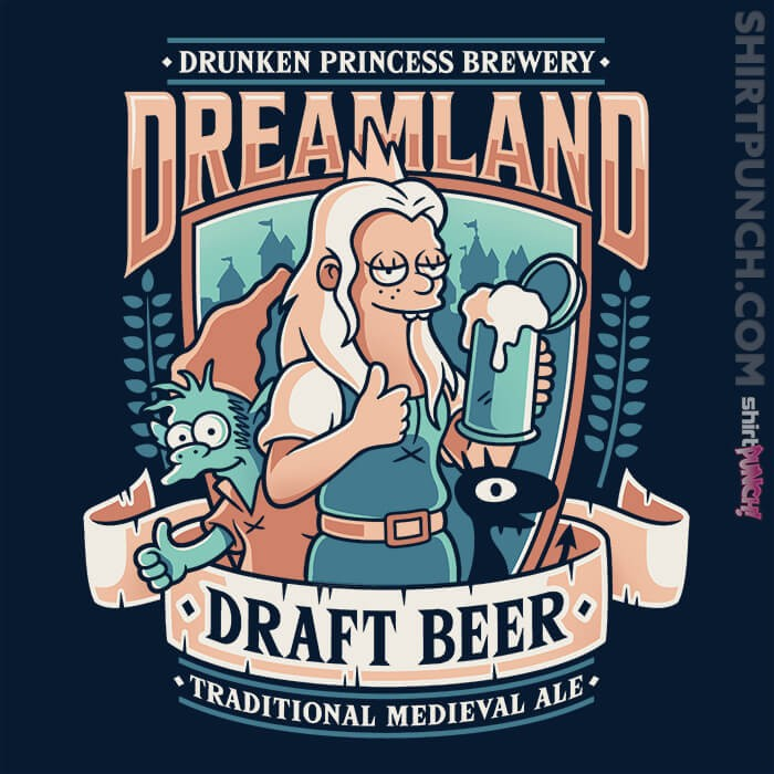 ShirtPunch: Dreamland Draft