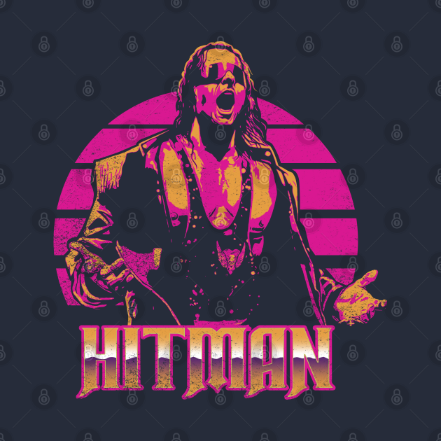TeePublic: Bret the hitman