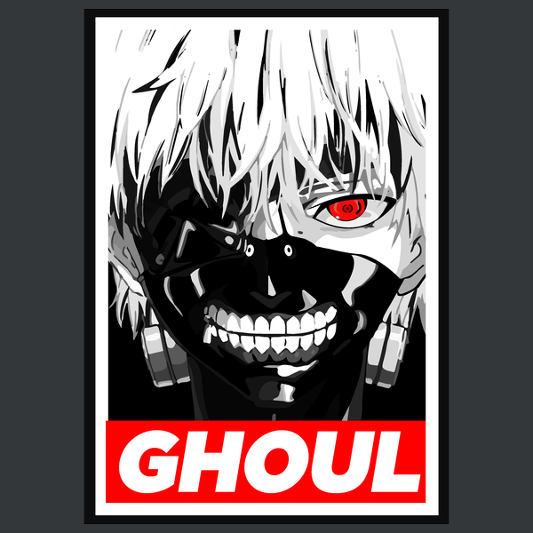 NeatoShop: Tokio Ghoul Obey