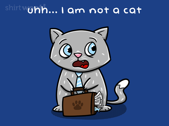 Woot!: Lawyer Cat