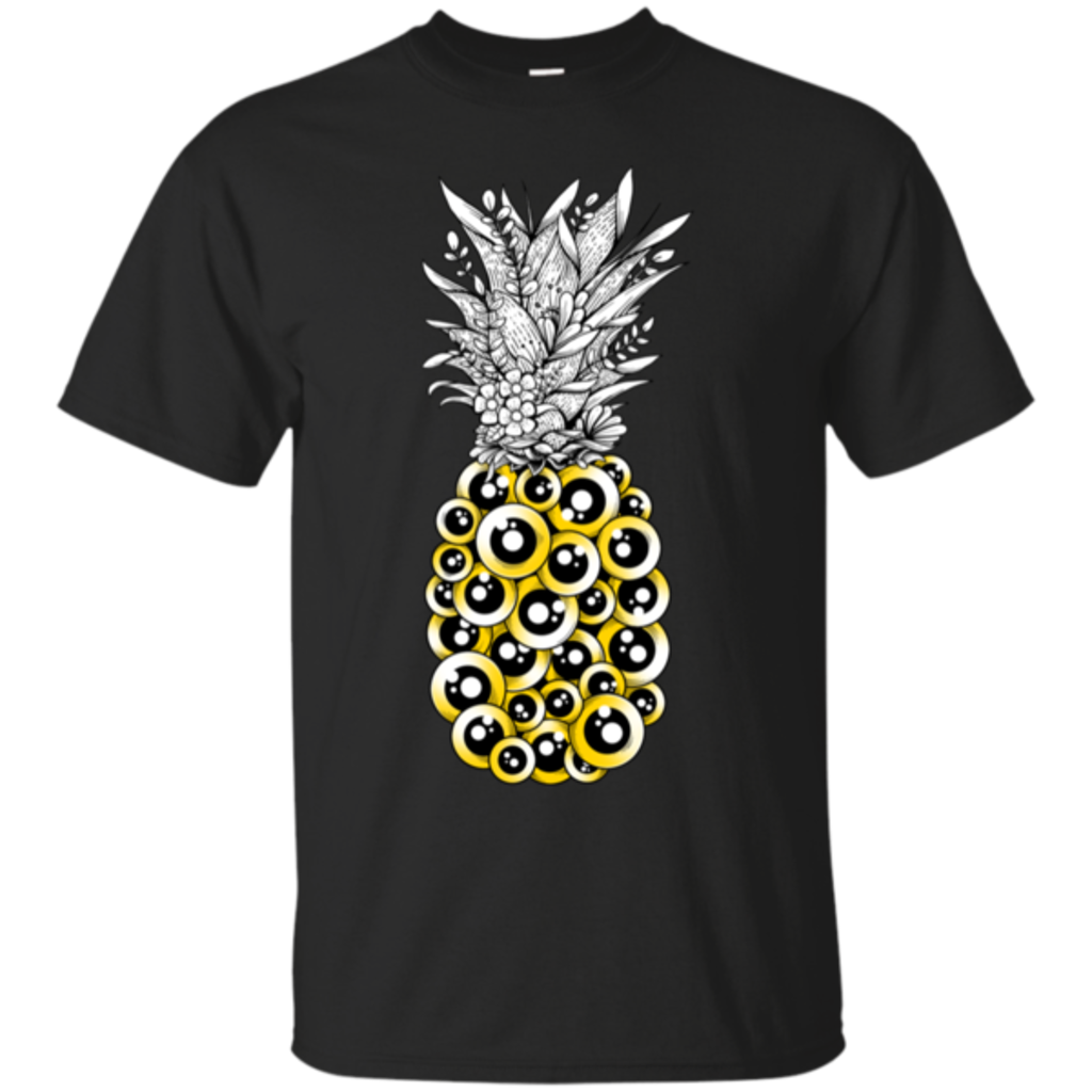 Pop-Up Tee: Tropical Illusion