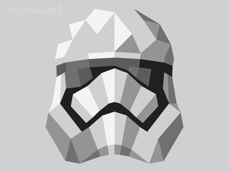 Woot!: Origami Stormtrooper