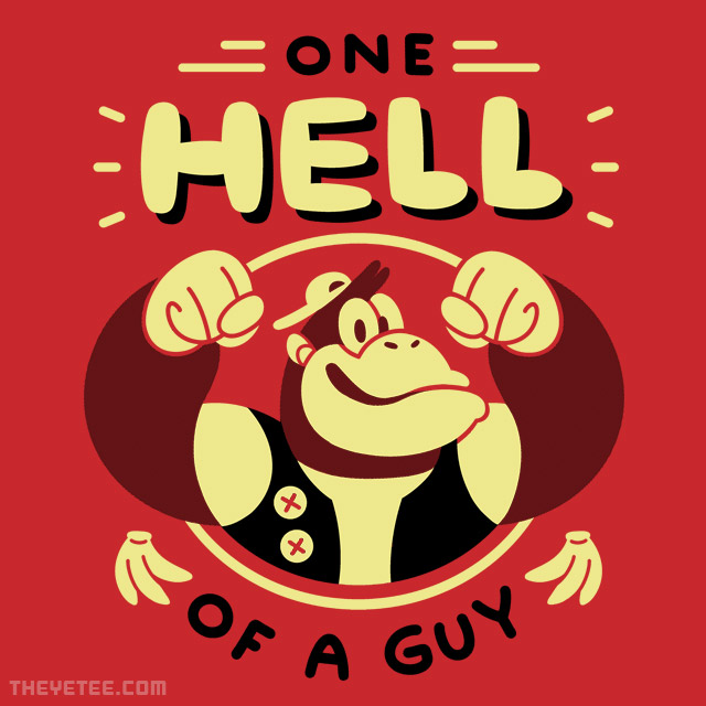 The Yetee: One Hell of a Guy