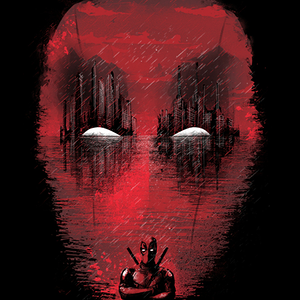 Qwertee: To Paint the City in Red