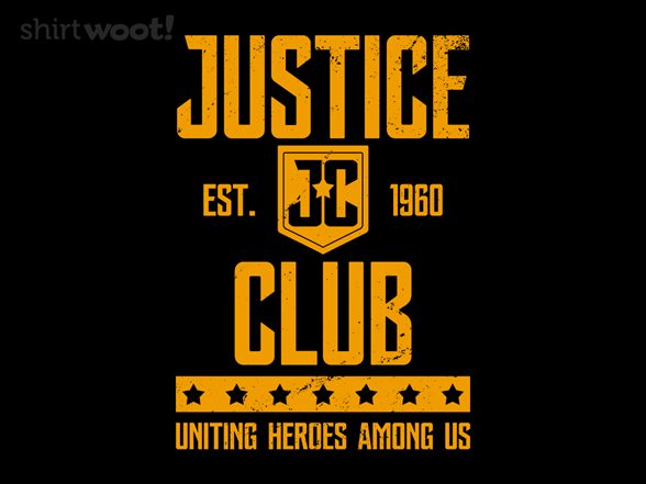 Woot!: Justice Club