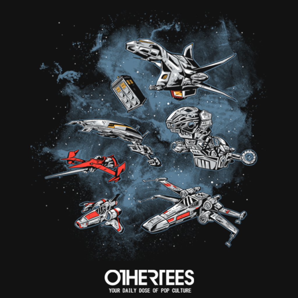 OtherTees: Ultimate Space Fleet