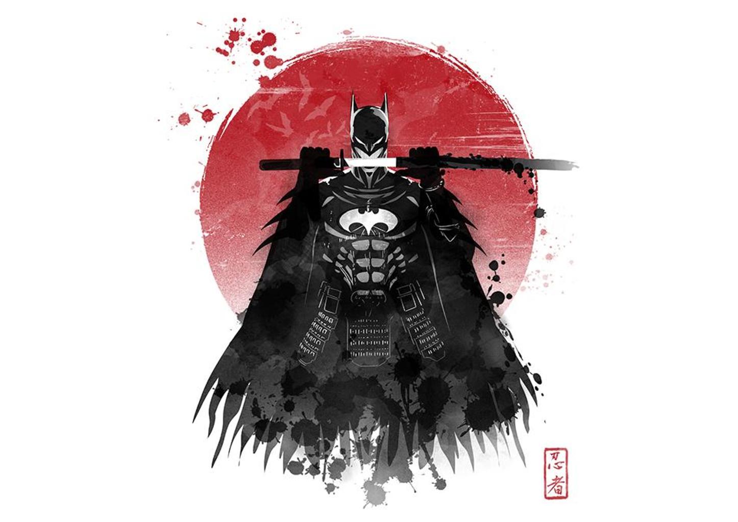 TeeFury: The Way of The Bat