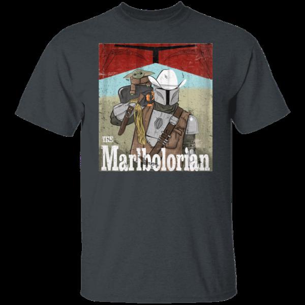 Pop-Up Tee: Marlbolorian