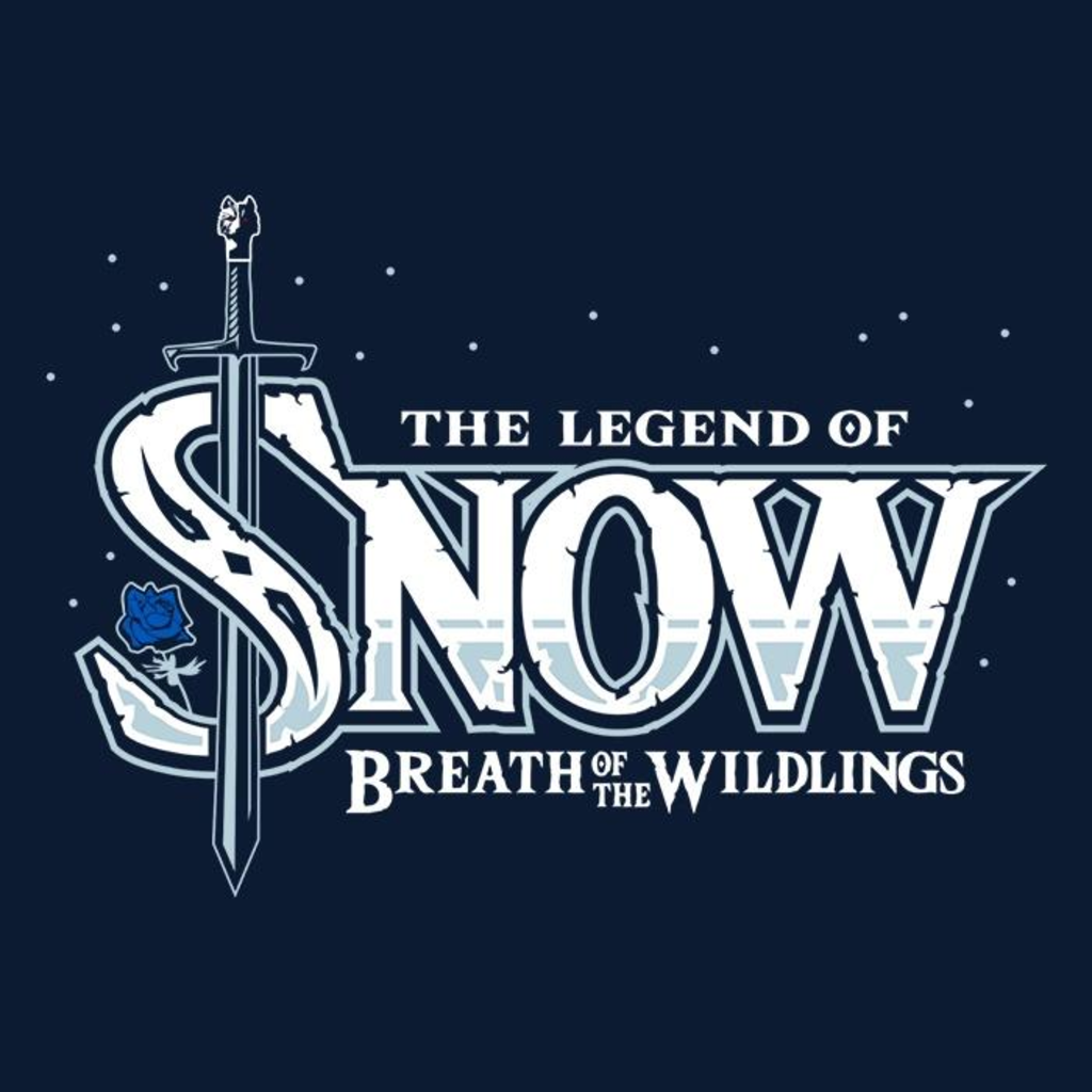 Once Upon a Tee: Breath of the Wildlings