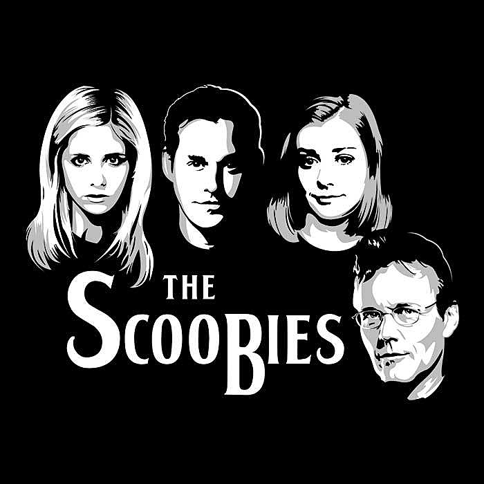 Once Upon a Tee: The Scoobies