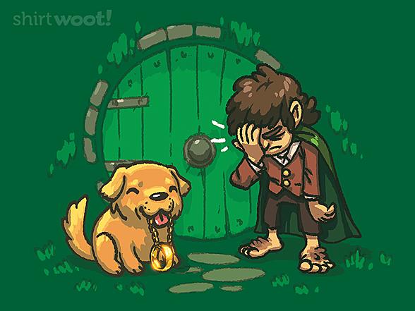 Woot!: Gold Retriever