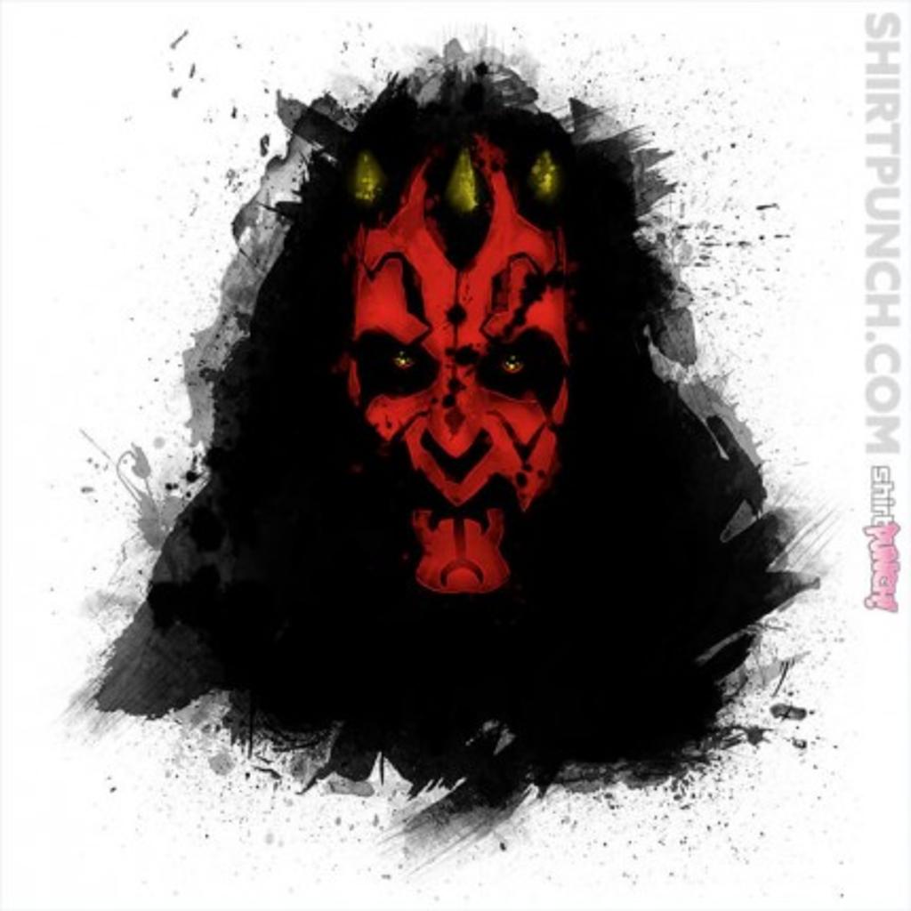 ShirtPunch: Sith Splatter