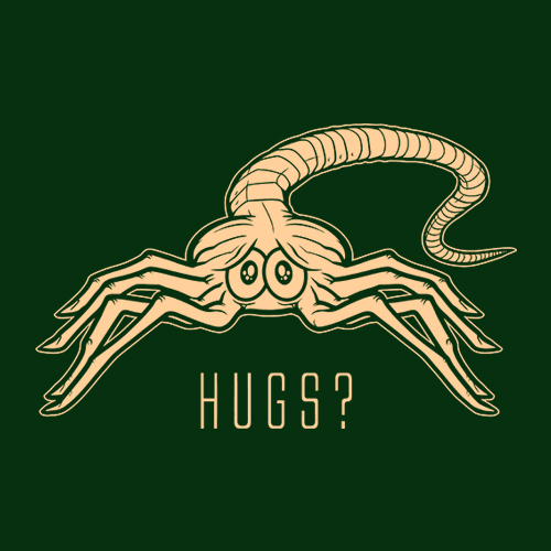 Five Finger Tees: Hugs?
