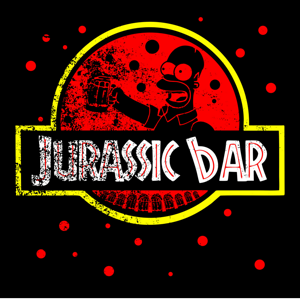Shirt Battle: Jurassic Bar