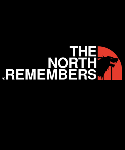 Qwertee: The north remembers