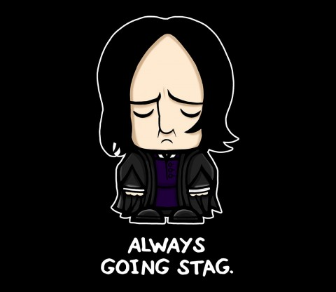 TeeFury: Always Going Stag