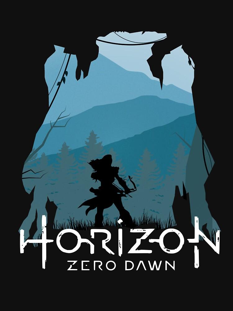 RedBubble: Horizon Zero Dawn