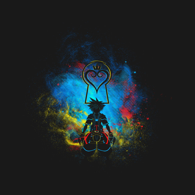 TeePublic: Kingdom Art T-Shirt
