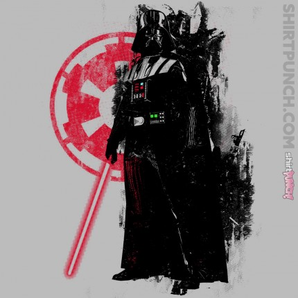 ShirtPunch: Sith Lord