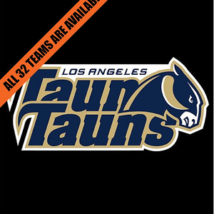 Shirt Battle: L.A. Taun Tauns