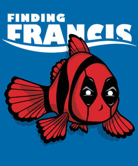 Qwertee: Finding Francis