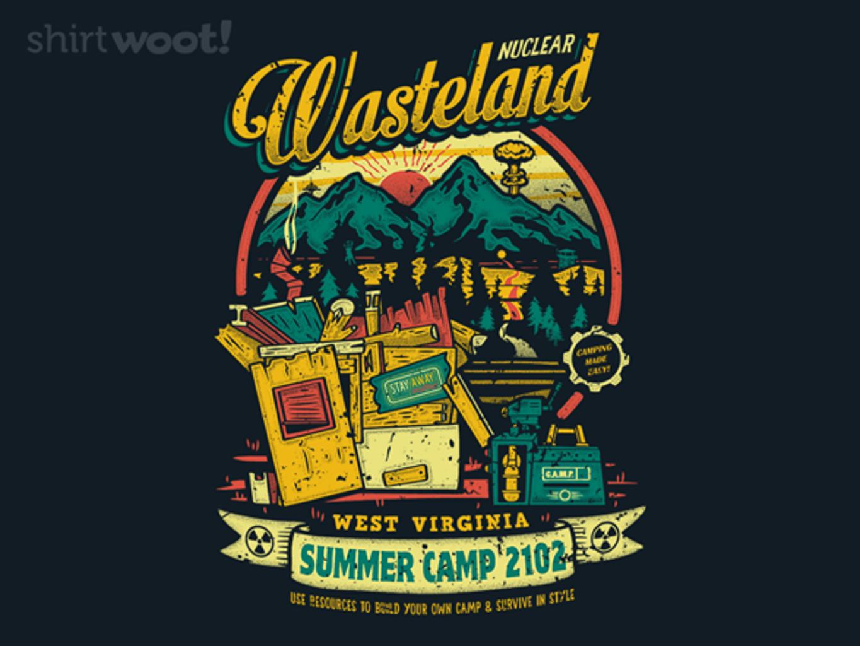 Woot!: Nuclear Summer Camp