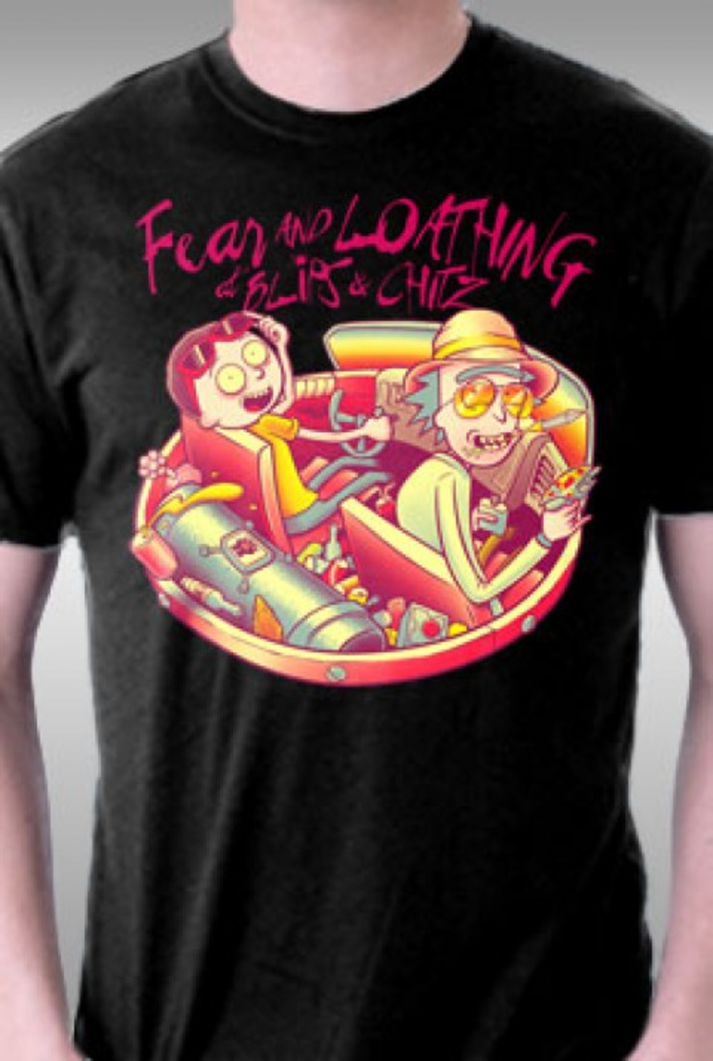 TeeFury: Fear & Squanching