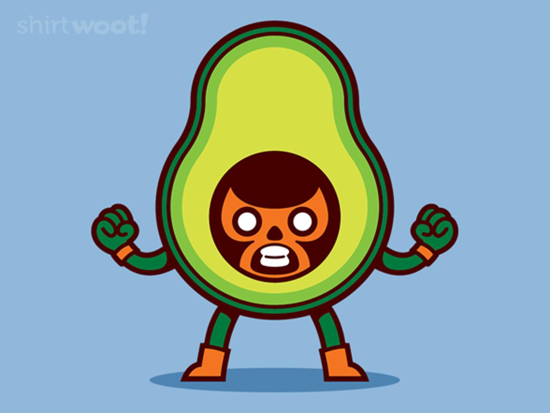 Woot!: Lucha Cado