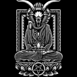 Design by Humans: Baphomet Nirvana