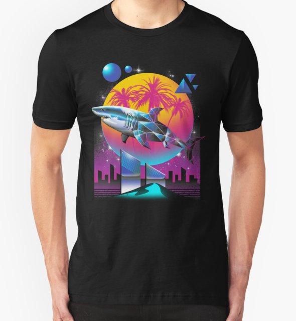RedBubble: Rad Shark