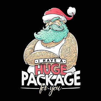 BustedTees: Dirty Santa