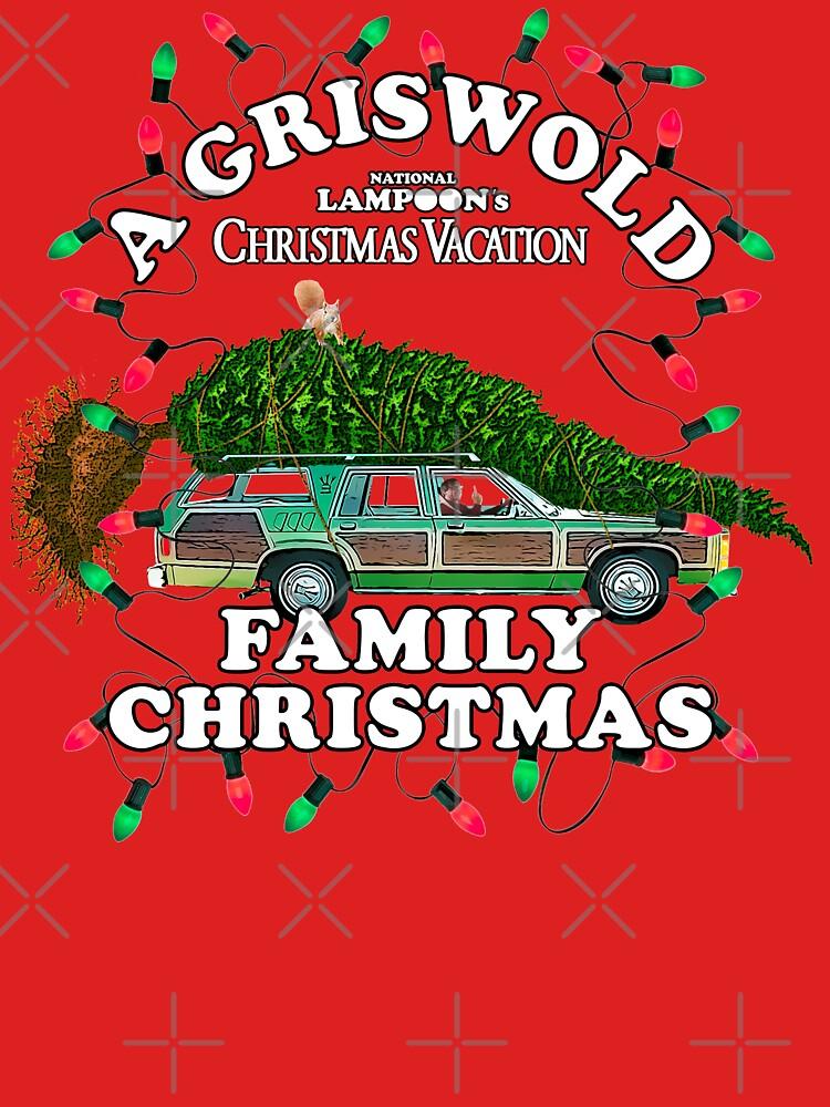 RedBubble: National Lampoon's - Christmas Tree Car