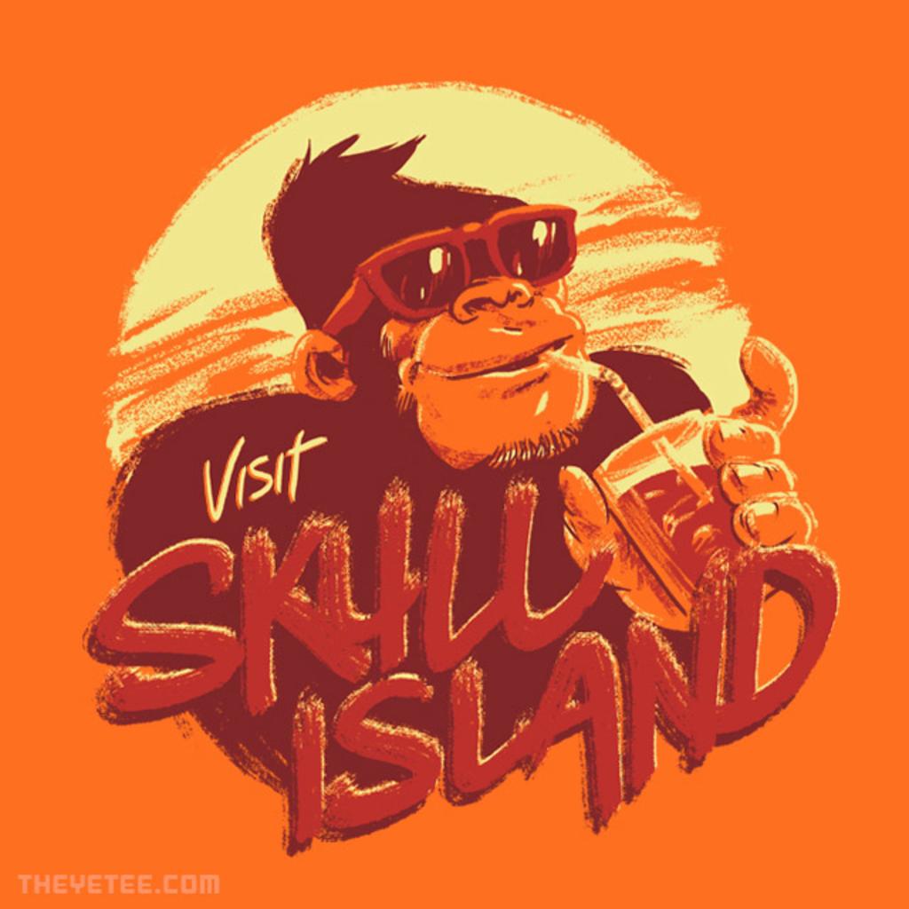 The Yetee: Visit Skull Island