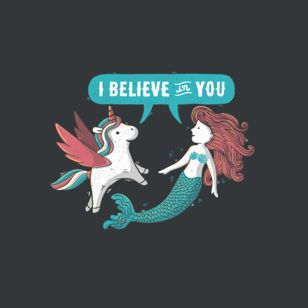 NeatoShop: I Believe In You