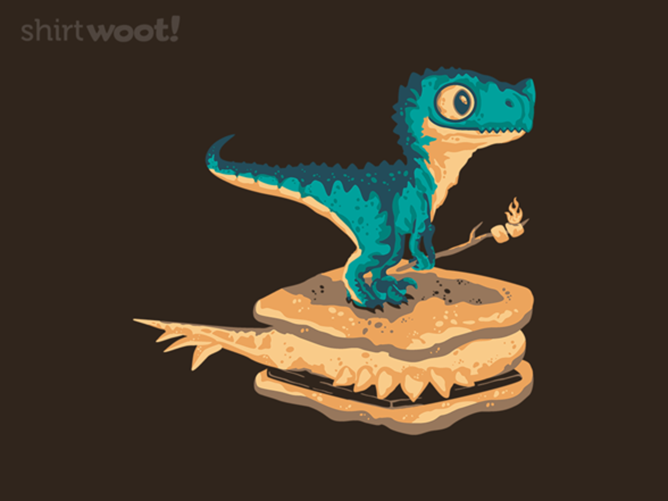 Woot!: Dino-S'more